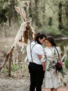 Hochzeit auf indianisch 3