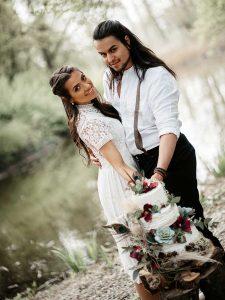 Hochzeit auf indianisch 4