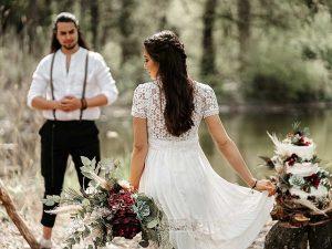 Hochzeit auf indianisch 1